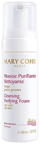 Mousse Purifiante Nettoyante - 150ml
